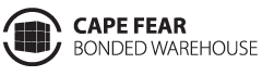 Cape Fear Bonded Warehouse Logo